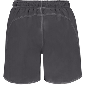 arena Fundamentals Solid Short de bain Homme, asphalt/red
